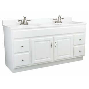 Steubenville 60 Double Door Vanity Base by Andover Mills