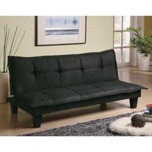 Weems Casual Padded Convertible Sofa by Latitude Run