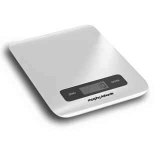 Electronic Digital Kitchen Scale by Morphy Richards