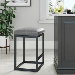 Williston Forge Choice 24 Bar Stool
