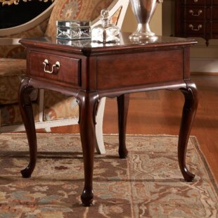 Cachet Chester End Table with Storage