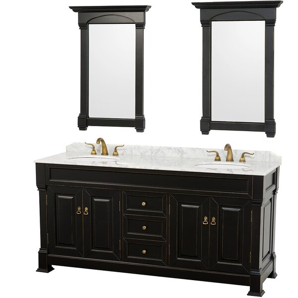 Wonderful Antique Bathroom Cabinet Part - 9: Antique Bathroom Vanity | Wayfair