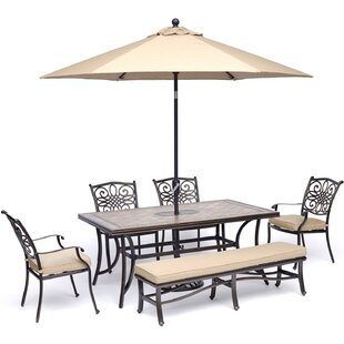 Bucci 7 Piece Dining Set