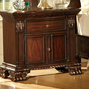 Orleans 1 Drawer Nightstand