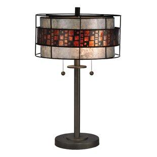 Riey Cobblestone 22.5 Table Lamp