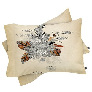 Iveta Abolina Floral 2 Pillowcase