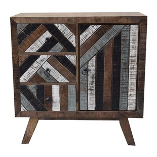 Marcello 1 Door 3 Drawer Accent Cabinet by Union Rustic