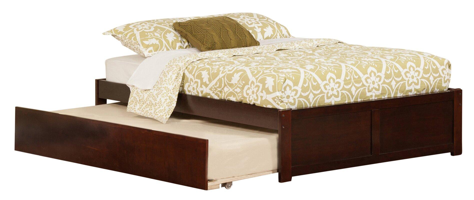 viv  rae greyson platform bed with trundle  reviews  wayfair - defaultname