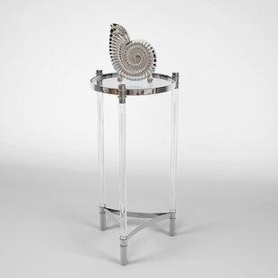 Round Pedestal Plant Stand