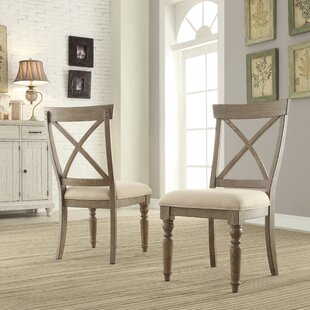 Mckenzie Solid Wood Dining Chair (Set of 2)