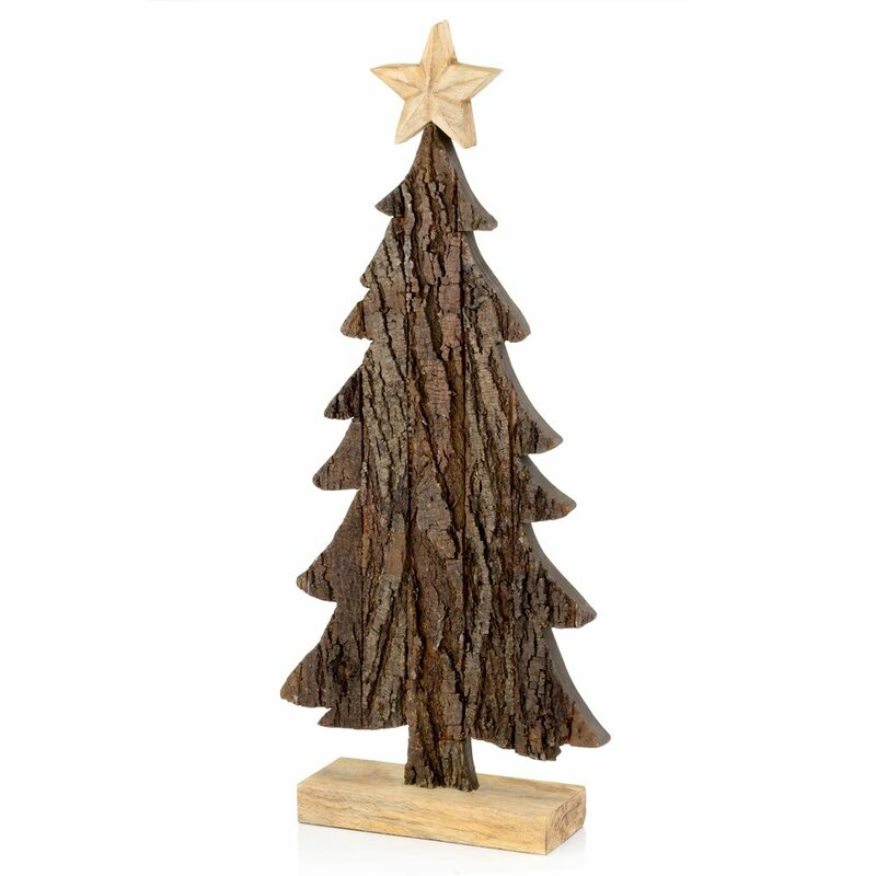 Corteza Christmas Tree Figurine