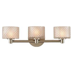 Shopping for Willow 3-Light LED Vanity Light By Kalco