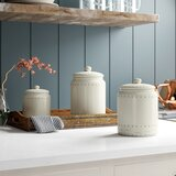 Cottage & Country Kitchen Canisters & Jars You\'ll Love in ...