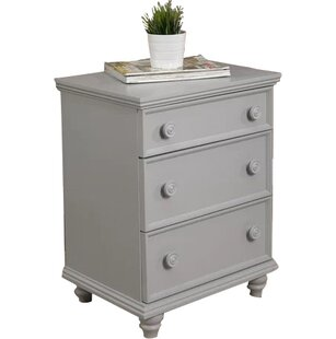 Tradewinds 3 Drawer Nightstand
