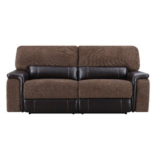 Great choice Micaela Reclining Sofa by E-Motion Furniture Reviews (2019) & Buyer's Guide