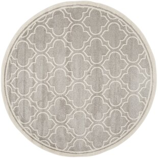 Circle Rug Texture Area Rug Ideas