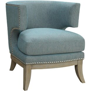 Fulda Barrel Chair by Gracie Oaks