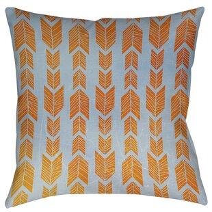 Debarr Printed Throw Pillow