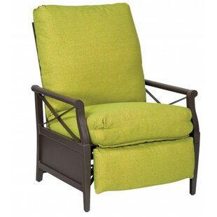 Andover Patio Chair with Cushions