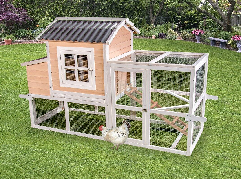 Ware Manufacturing Premium Big Dutch Barn Chicken Coop