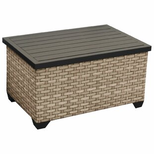 Monterey Storage Coffee Table by TK Classics Savings