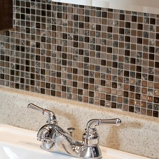 Mosaik Minimo Roca 11 55 X 9 64 L Stick Wall Tile In Brown