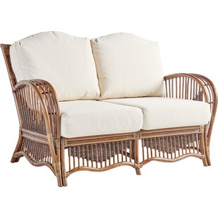South Pacific Loveseat with Cushion