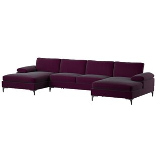 Marshburn Sectional by Mercury Row Today Only Sale
