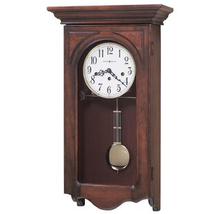 Chiming Key-Wound Jennelle Wall Clock by Howard Miller?