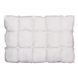 Ultra Loft Double Sided Polyfill Pillow by Westex