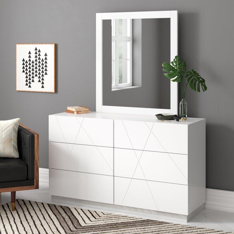 Allmodern Manz 4 Piece Configurable Bedroom Set Reviews Wayfair