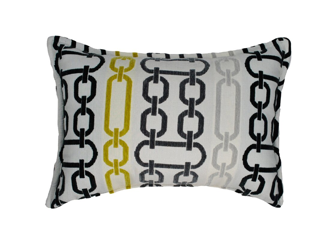 Sherry Kline Illusion Decorative Boudoir/Breakfast Pillow ...
