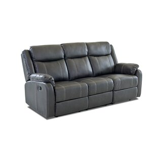 Shop Rockville Reclining Sofa by Red Barrel Studio