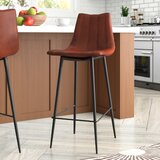 Markie Bar & Counter Stool (Set of 2) by 17 Stories
