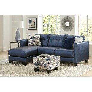 Delasandro Sectional with Ottoman