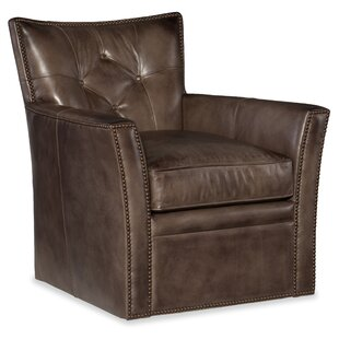 Conner Swivel Club Chair by Hooker Furniture