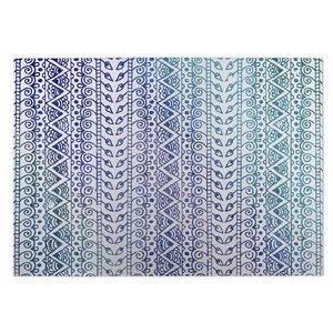 Ocean Breeze Purple/Blue Indoor/Outdoor Doormat