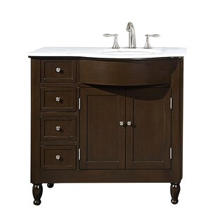 Check Prices Davian 58 Single Bathroom Vanity Set By Darby Home Co