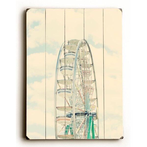 Ferris Wheel Wall Art   Wayfair