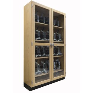 Microscope Classroom Cabinet with Doors by Diversified Woodcrafts