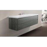 Wittig 59 Wall-Mounted Single Bathroom Vanity Set by Orren Ellis