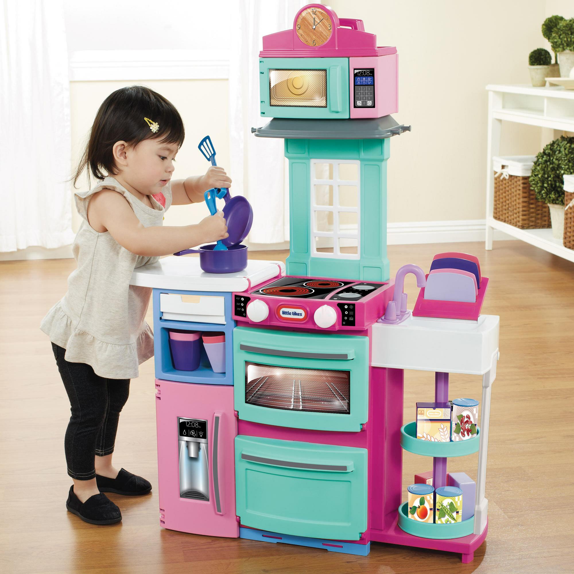 Cook \'n Store Kitchen Set