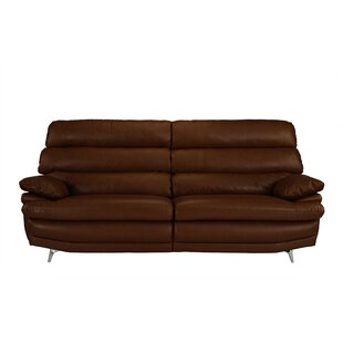Marty Leather Sofa