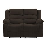 Brilliant Microfiber Reclining Loveseats Youll Love In 2019 Wayfair Unemploymentrelief Wooden Chair Designs For Living Room Unemploymentrelieforg