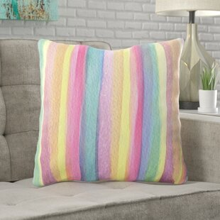 Farnsworth Watercolour Throw Pillow