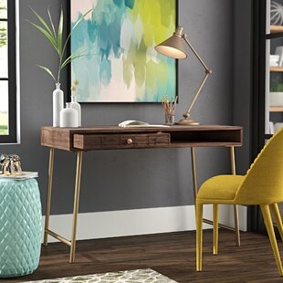 Gupton Verse Writing Desk by Ivy Bronx Herry Up
