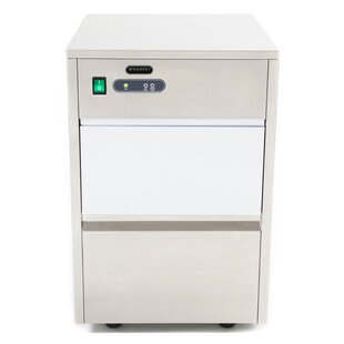 44 lb. Daily Production Freestanding Ice Maker