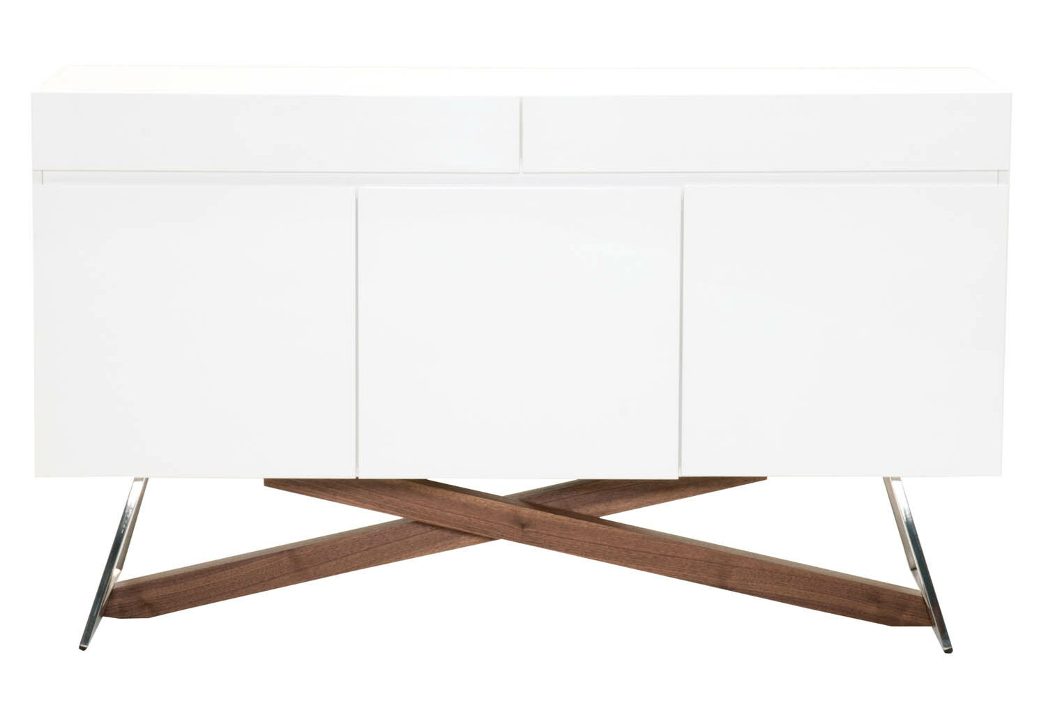Foundry Select Sienna Mid Century Modern Credenza