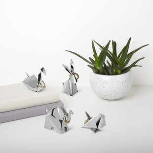 Price Check Origami 3 Pack Ring Holder By Umbra