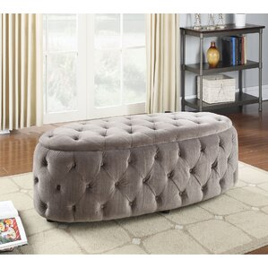 Maddy Ottoman by ACME Furniture